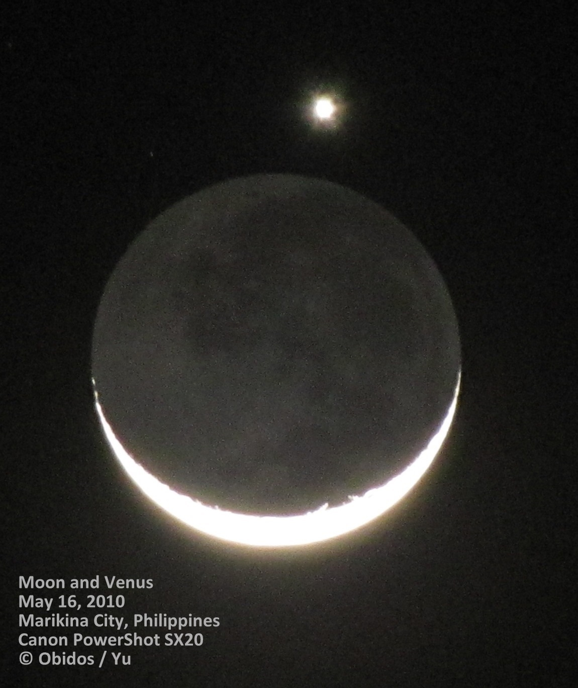 Venus Moon Information - Pics about space