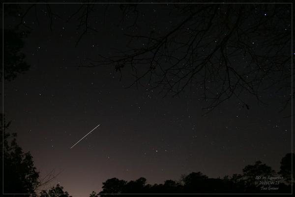 NASA ISS sightings | Journey to the Stars