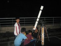 Astrocamp at UP NISMED