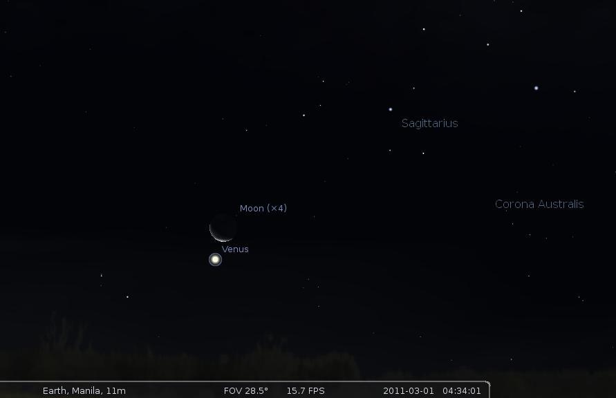 planet closest to earth tonight - photo #17