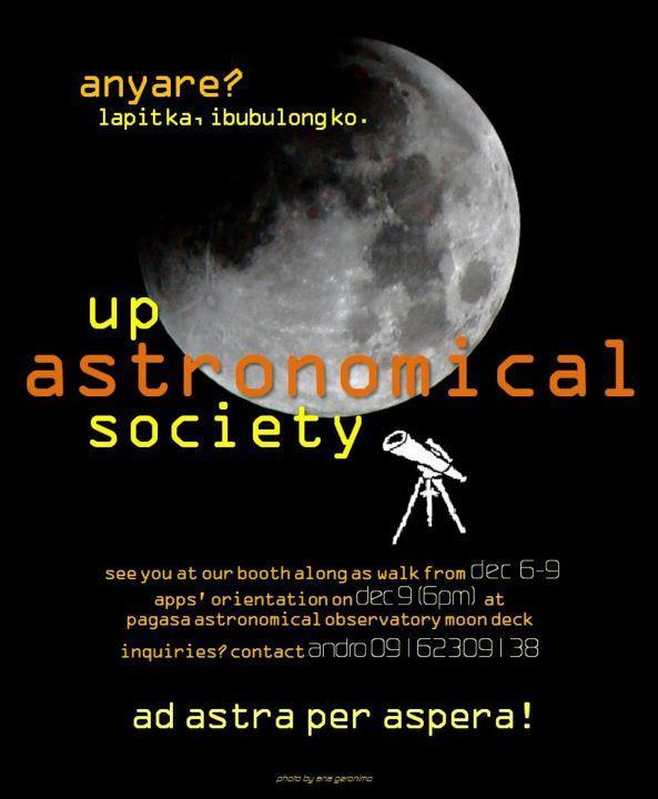 astro poster 2011