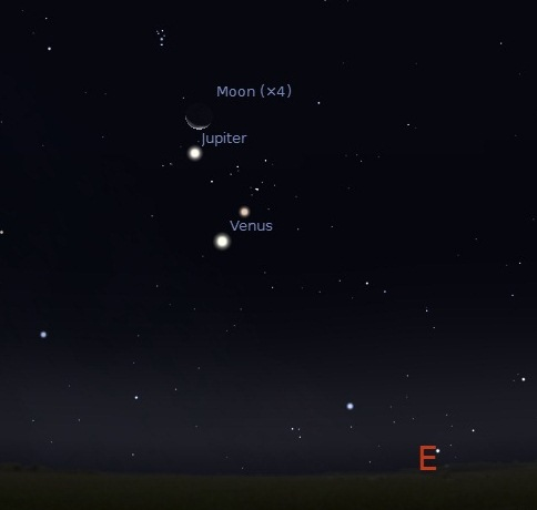 Notable Celestial Events in 2012 (6/6)
