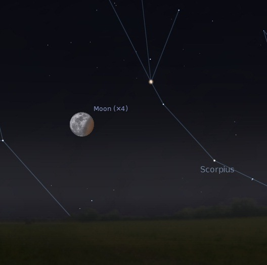 Notable Celestial Events in 2012 (4/6)