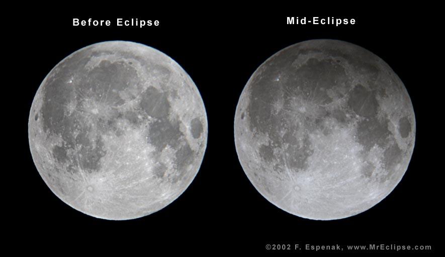 November 28, 2012 Penumbral Lunar Eclipse (2/3)