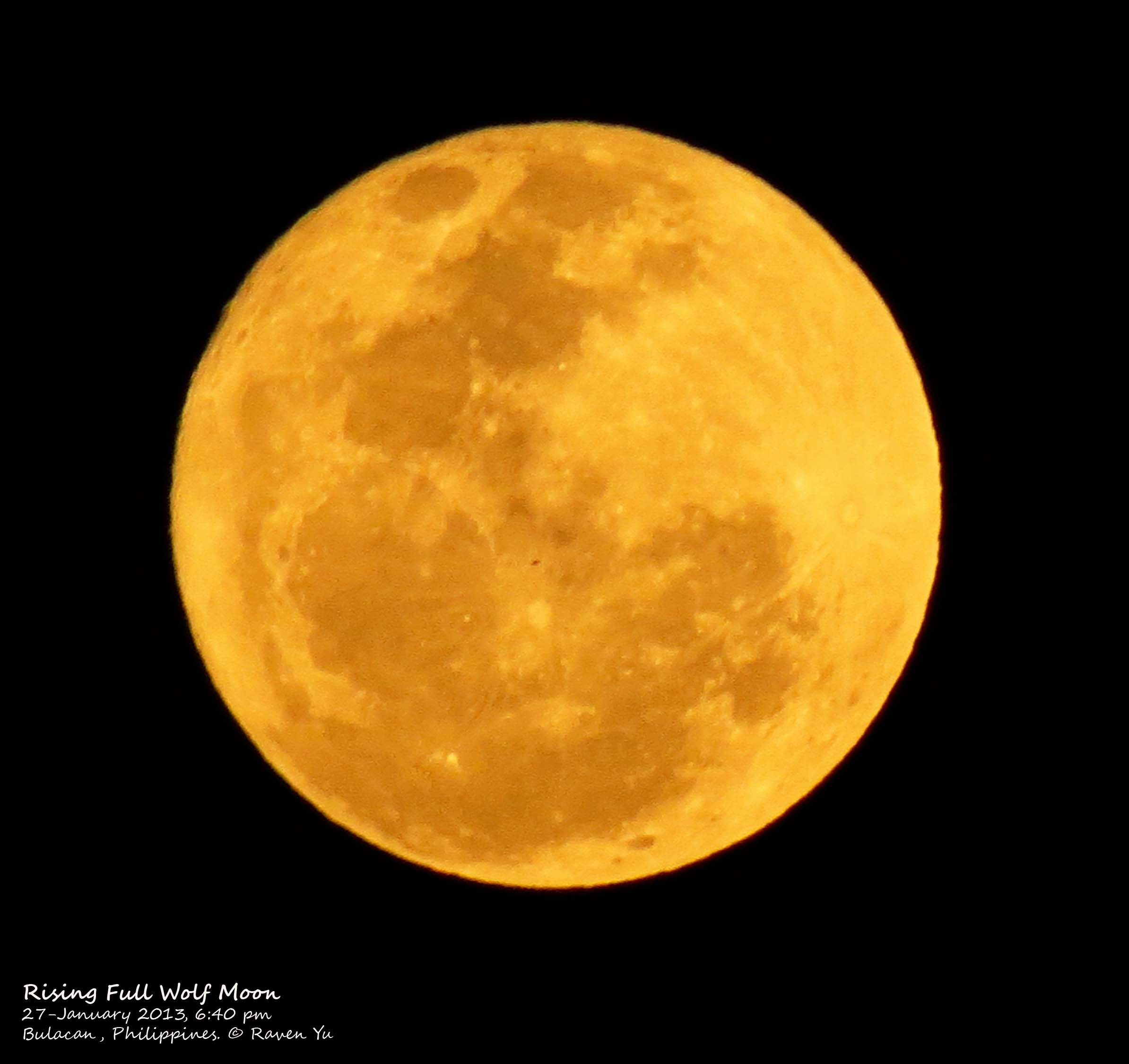 Yellow Full Moon clipart Orange Moon Clipart
