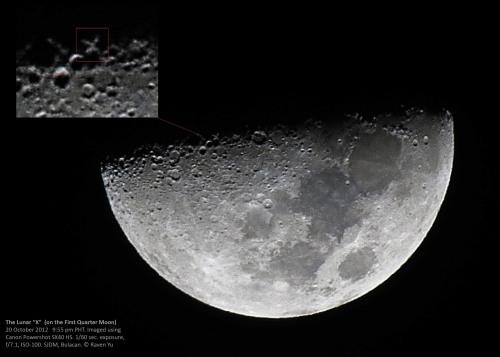Lunar X copy